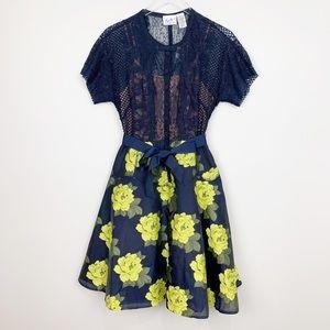 Anthropologie | Sunrose Dress Beguile Byron Lars